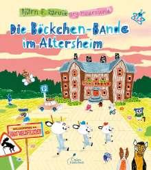 Bjørn F. Rørvik: Die Böckchen-Bande im Altersheim, Buch