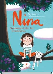 Emi Gunér: Nina, Buch