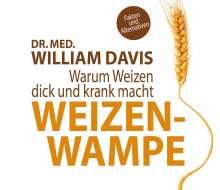 William Davis: Weizenwampe, CD