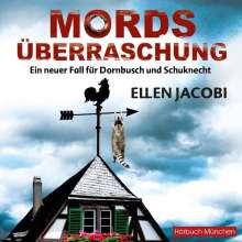 Ellen Jacobi: Mordsüberraschung, CD
