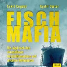Fisch-Mafia, CD