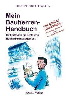 Christoph Polder: Mein Bauherren-Handbuch, Buch