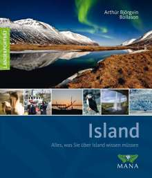 Arthúr Björgvin Bollason: Island, Buch
