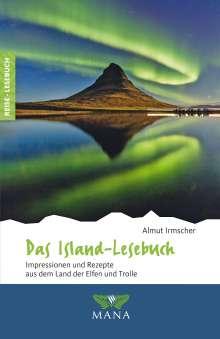 Almut Irmscher: Das Island-Lesebuch, Buch