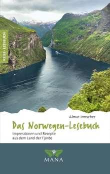 Almut Irmscher: Das Norwegen-Lesebuch, Buch