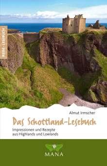 Almut Irmscher: Das Schottland-Lesebuch, Buch