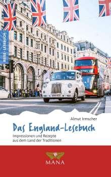Almut Irmscher: Das England-Lesebuch, Buch