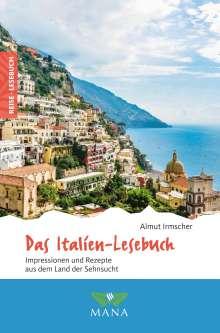 Almut Irmscher: Das Italien-Lesebuch, Buch