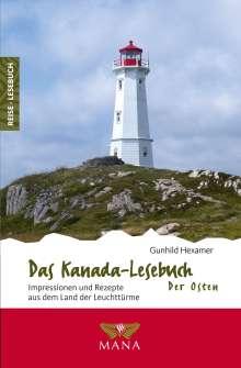 Gunhild Hexamer: Das Kanada-Lesebuch - der Osten, Buch