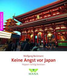 Wolfgang Beckmann: Keine Angst vor Japan, Buch