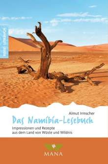 Almut Irmscher: Das Namibia-Lesebuch, Buch