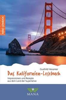 Gunhild Hexamer: Das Kalifornien-Lesebuch, Buch
