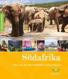 Christian Selz: Südafrika, Buch