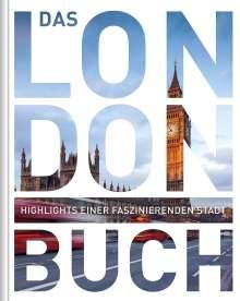 Petra Dubilski: Das London Buch mit kostenloser APP, Buch