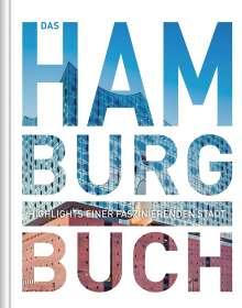 Ute Kleinelümern: Das Hamburg Buch, Buch