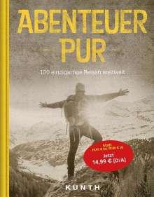 Abenteuer Pur, Buch