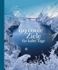 99 coole Ziele für kalte Tage, Buch