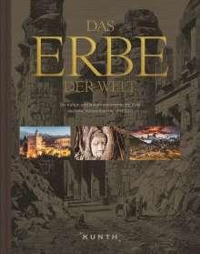 Das Erbe der Welt, Buch