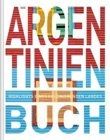 Das Argentinien Buch, Buch