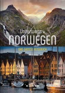 Unterwegs in Norwegen, Buch
