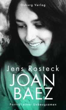 Jens Rosteck: Joan Baez, Buch