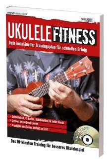 Ukulele Fitness, Buch