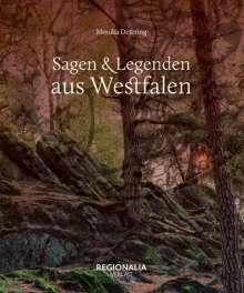 Monika Detering: Sagen und Legenden aus Westfalen, Buch