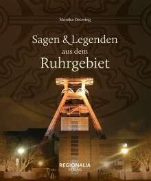 Monika Detering: Sagen und Legenden aus dem Ruhrgebiet, Buch