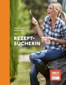 Susanne Nett: Die Rezeptsucherin, Buch