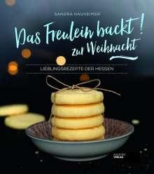 Sandra Nauheimer: Das Freulein backt!, Buch