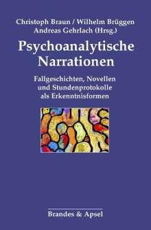 Psychoanalytische Narrationen, Buch