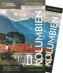 Christopher P. Baker: National Geographic Traveler Kolumbien, Buch