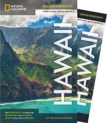 Rita Ariyoshi: NATIONAL GEOGRAPHIC Reiseführer Hawaii mit Maxi-Faltkarte, Buch