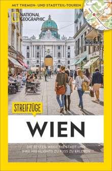 Heide Marie Karin Geiss: Streifzüge Wien, Buch