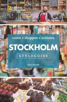 Lisa Arnold: Styleguide Stockholm, Buch
