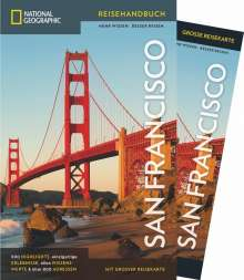 Jerry Camarillo Dunn: NATIONAL GEOGRAPHIC Reisehandbuch San Francisco, Buch