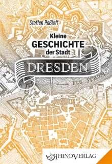 Steffen Raßloff: Kleine Geschichte der Stadt Dresden, Buch
