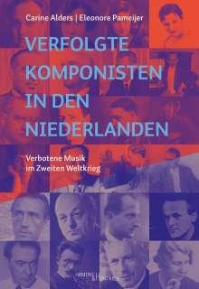 Carine Alders: Verfolgte Komponisten in den Niederlanden, Buch