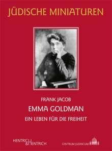 Frank Jacob: Emma Goldman, Buch