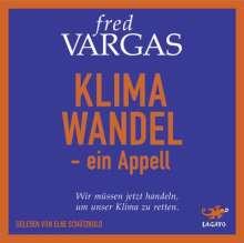 Fred Vargas: Klimawandel - Ein Appell, MP3-CD