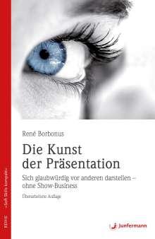 René Borbonus: Die Kunst der Präsentation, Buch