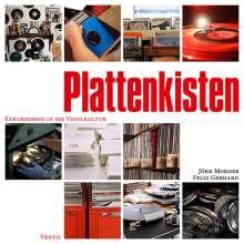 Jörn Morisse: Plattenkisten, Buch