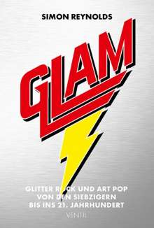 Simon Reynolds: Glam, Buch