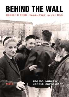 Sascha Lange: Behind the Wall, Buch
