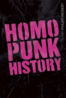 Philipp Meinert: Homopunk History, Buch