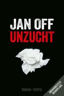 Jan Off: Unzucht, Buch