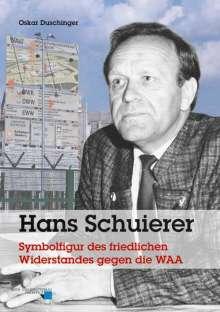 Oskar Duschinger: Hans Schuierer, Buch