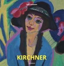 Doris Hansmann: Ernst Luwig Kirchner, Buch