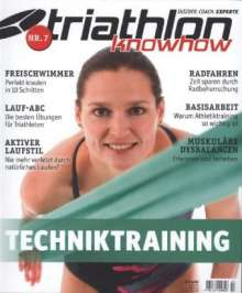 triathlon knowhow: Techniktraining, Buch