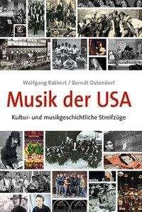 Wolfgang Rathert: Musik der USA, Buch